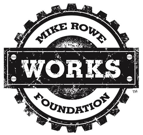 mikeroweWORKS foundation logo
